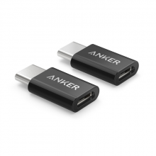 Bộ chuyển đổi từ Micro USB ra USB-C Anker, 2 bộ - B8174
