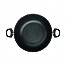 Chảo xào 2 tay cầm Maxim 32 IH Star Black 12806