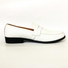 Giày cưới - giày công sở nam màu trắng