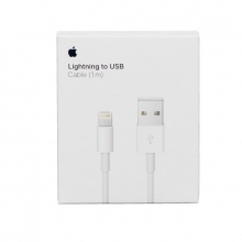 Cáp lightning đầu USB cho iPhone, iPad, iPod Apple (1m)