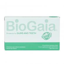 Viên ngậm men vi sinh nha khoa BioGaia ProDentis - cân bằng khoang miệng, loại bỏ vi khuẩn, mảng bám