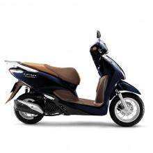 Xe máy Honda Lead cao cấp 2019 (smart key) - xanh nâu