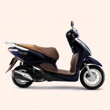 Xe máy Honda Lead cao cấp 2019 (smart key) - xanh biển