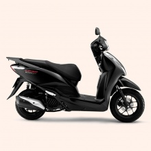 Xe máy Honda Lead cao cấp 2019 (smart key) - đen mờ