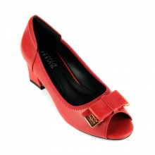 Giày cao gót êm chân Sunday CG46 đỏ