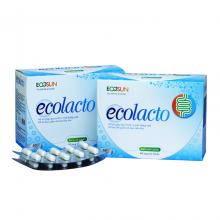 Combo 2 hộp viên uống men vi sinh Ecolacto – duy trì hệ vi sinh đường ruột, giảm rối loạn tiêu hóa