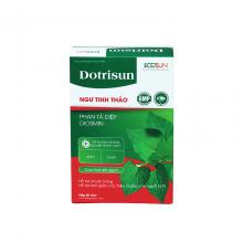 Hộp 20 viên uống Dotrisum – tiêu trĩ nhuận tràng, hỗ trợ giảm các triệu chứng của bệnh trĩ, ngăn ngừa táo bón