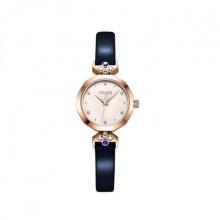 Đồng hồ nữ JS-034B Julius Star Hàn Quốc dây da