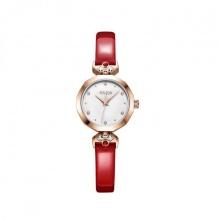 Đồng hồ nữ JS-034A Julius Star Hàn Quốc dây da
