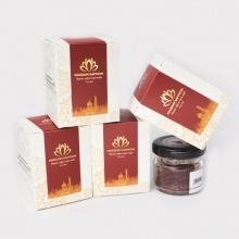 5 gram Saffron KingDom - Nhụy Hoa Nghệ Tây Iran loại Negin thượng hạng (5 hộp 1 gram)