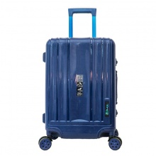 Vali khung nhôm Trip A09 size 50cm xanh đen