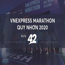 Vé Vnexpress Marathon cự ly 42KM - Quy Nhơn