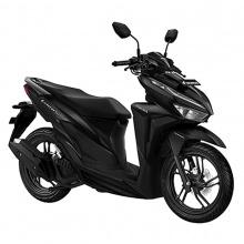 Xe máy Honda Vario 125 - hàng nhập khẩu - đen nhám