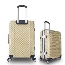 Bộ 2 vali khung nhôm cao cấp Trip A08 size 50cm+60cm vàng