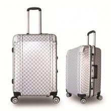 Bộ 2 vali khung nhôm Trip A08 size 50cm+60cm bạc