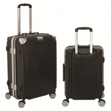 Bộ 2 vali khung nhôm Trip A06 size 50cm+60cm đen