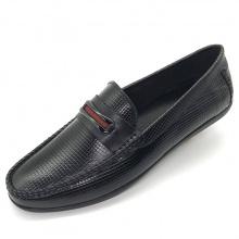 Giày mọi nam da bò cao cấp Lucacy LC08D