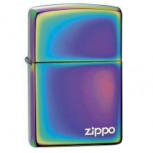 Bật lửa Spectrum with Zippo Logo 151ZL