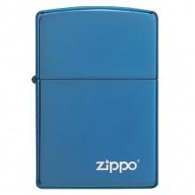 Bật lửa Sapphire Zippo Logo 20446ZL