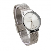 Đồng hồ nữ ja-426ld ju1052 julius hàn quốc dây thép bạc