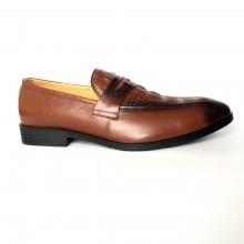Giày nam công sở da bò - Hàng việt nam Geleli GCS8N