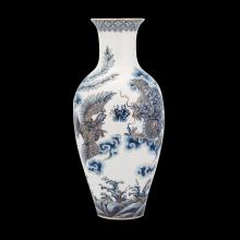 Bình hoa 30 cm - Tứ Linh