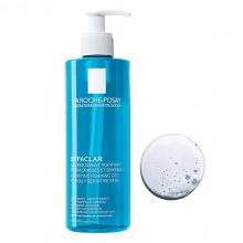 Gel rửa mặt tạo bọt làm sạch  và giảm nhờn cho da dầu nhạy cảm La Roche-Posay Effaclar Purifying Foaming Gel (400ml)