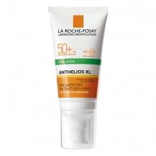 Kem chống nắng không màu kiểm soát dầu La Roche-Posay Anthelios XL Dry Touch Gel-Cream SPF 50+ UVB và UVA (50ml)