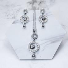 Bộ trang sức Titan Locky -  DT1070 - Tatiana