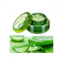 Gel dưỡng giúp dưỡng ẩm, làm dịu da, giảm nhiệt chiết xuất nha đam Missha Premium Cica Aloe Soothing Gel 300ml
