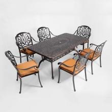 Bộ bàn ghế tiệc ngoài trời BG-03CNN