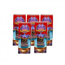 Combo 5 nhụy hoa Nghệ Tây Tashrifat Premium Negin Saffron Iran