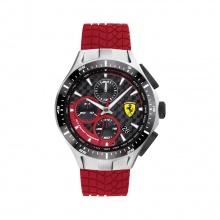 Đồng hồ Ferrari 0830697 nam dây cao su 44mm