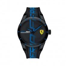Đồng hồ Ferrari 0830616 nam dây cao su 44mm