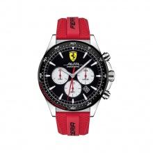Đồng hồ Ferrari 0830596 nam dây cao su 47mm