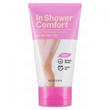 Kem tẩy lông cho da thường Missha In Shower Comfort Hair Removal Cream 100g