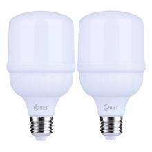 Bộ 02 bóng đèn Led Bulb Comet ReBel 50W CB03R050 - ánh sáng trắng