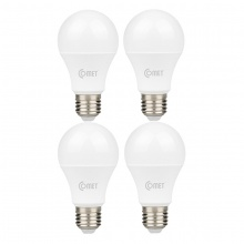 Bộ 04 bóng Led Bulb Comet 5W CB01F005 - ánh sáng trắng