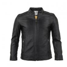 Áo khoác da nam lót lông Modelfashion phong cách Hàn Quốc AKD034
