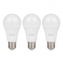 Bộ 03 bóng Led Bulb Comet CB01F018 18W  - ánh sáng vàng