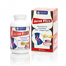 Hỗ trợ giảm đau nhức khớp và ngăn ngừa viêm khớp, thoái hóa khớp – JOINT FLEX – ROBISON PHARMA USA - JOINT FLEX