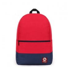 Ba lô hàn quốc thời trang Haras HR184 (đỏ xanh)
