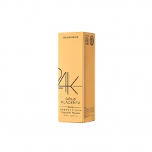 Nước hoa hồng ngừa lão hoá da Beauskin Placenta Gold Luxury 24k