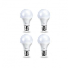 Bộ 04 bóng đèn Led Bulb Comet 5W cao cấp CB13-5 - ánh sáng trắng