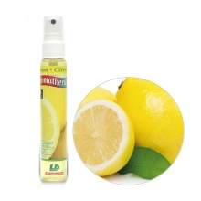 Nước hoa ô tô dạng xịt LD AROMATHERAPY Lemon