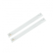 Bộ 02 đèn Batten Tube Led Comet, ánh sáng trắng dài 1m2 SLBT112G - 18W