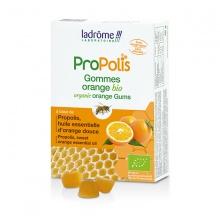 Kẹo ngậm hữu cơ keo ong và tinh dầu cam