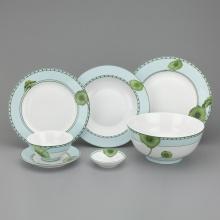 Bộ đồ ăn 10 người 36 sản phẩm - Jasmine - Tích Tuyết Thảo