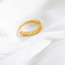 Nhẫn vàng DOJI cao cấp 14K 0819R-LAL341