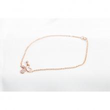 Lắc tay vàng hồng DOJI 14K 0819B-LAL109